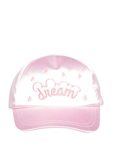 DeFacto Kız Çocuk Şapka Pembe